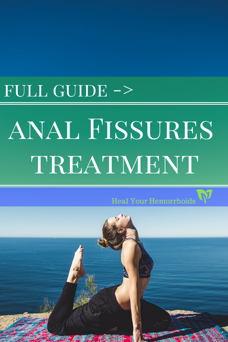What drugs are suitable for the treatment of hemorrhoids and anal fissures