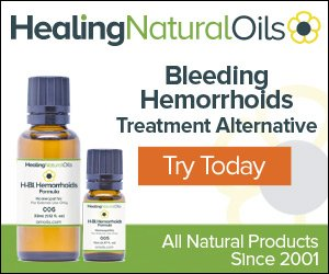 bleeding hemorrhoids oil