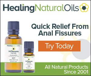 anal fissures oil